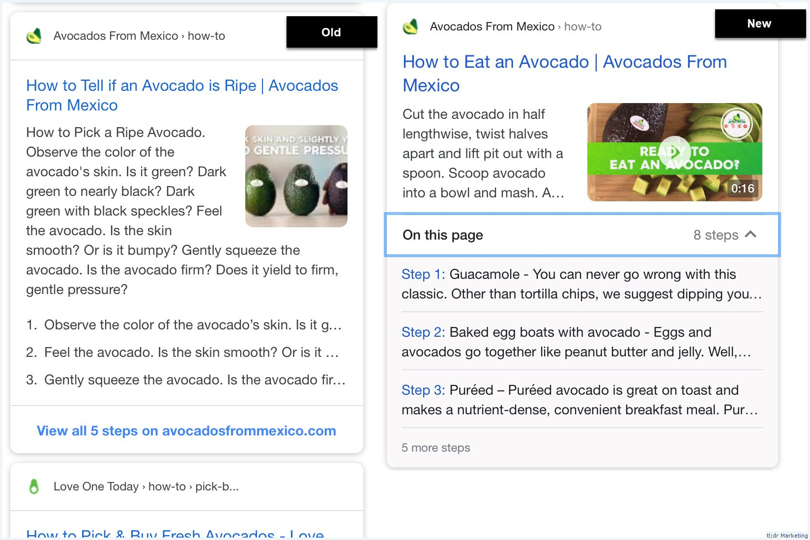 Google Is Testing a New Look for How to Rich Results in the Mobile SERPs