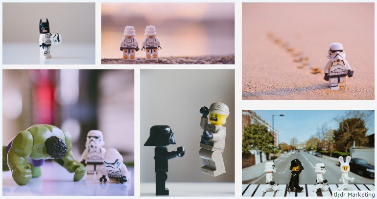 Free LEGO Minifigures Images for Your Content from Daniel Cheung
