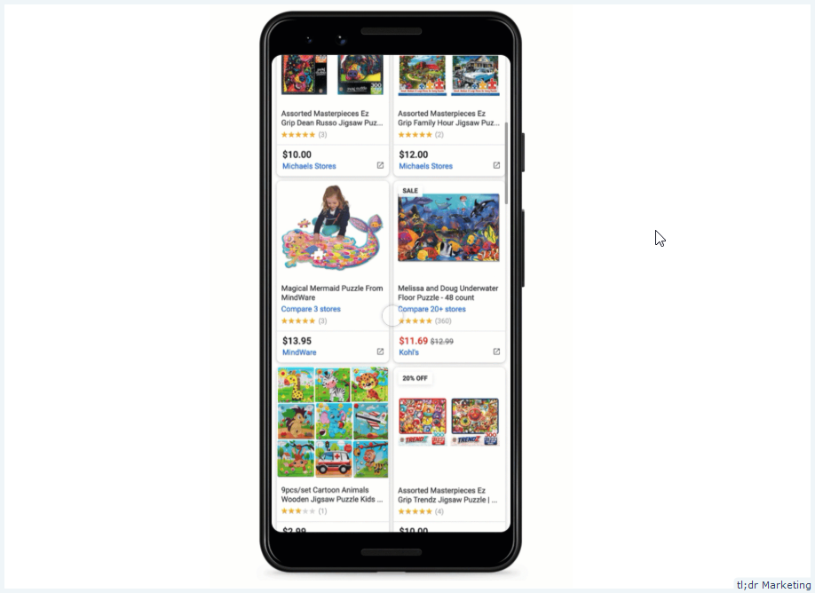 Starting Next Week Google Shopping in US Will Consist Primarily of Free Product Listings