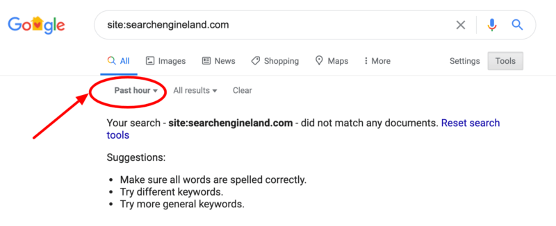 Google Is Having Some Issue Not Indexing New Content