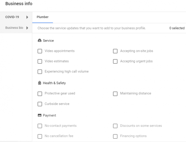 Google Local Services Ads Now Offers COVID-19 Services Selections
