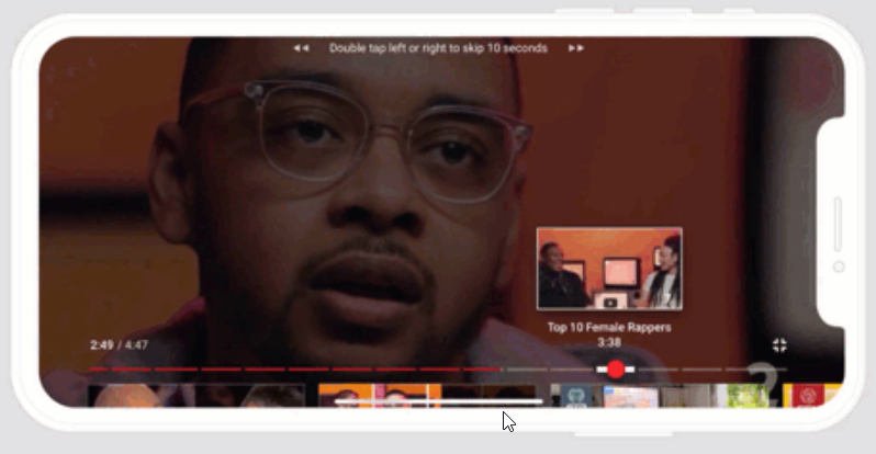 YouTube Begins Testing Auto Video Chapters