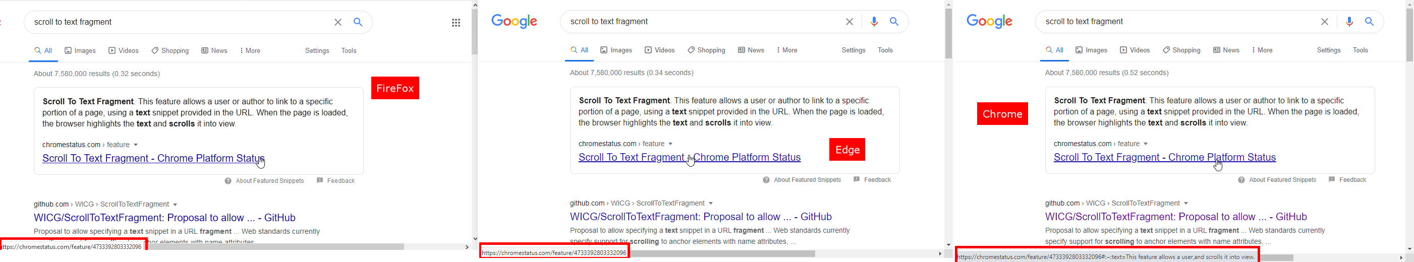 Google Automatically Adds Scroll To Text Fragment to Featured Snippets in SERPs on Chrome 3 - SEO News