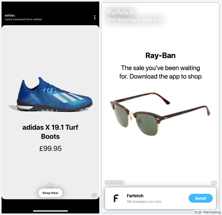 Snap Rolls Out Dynamic Ads to All Advertisers