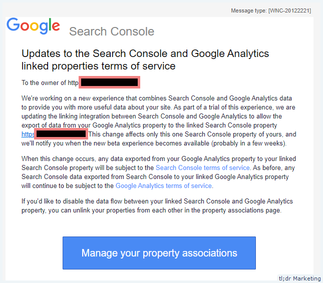 Google Working on a New Experience That Combines Search Console and Google Analytics