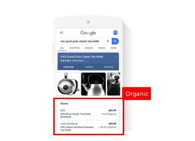 Free Product Listings Coming to Mobile Knowledge Panel in USA SERPs