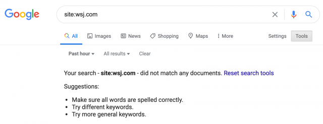 Google Confirmed Indexing Issues That May Cause Some Stale Results