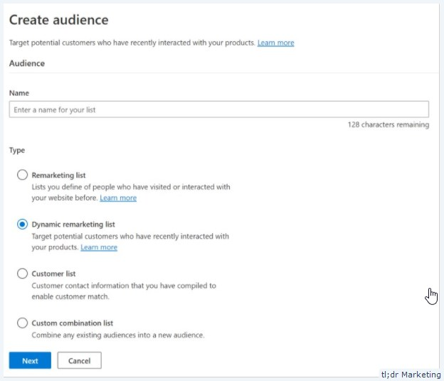Dynamic Remarketing, LinkedIn Profile Targeting & In-market Comes to Microsoft Advertising
