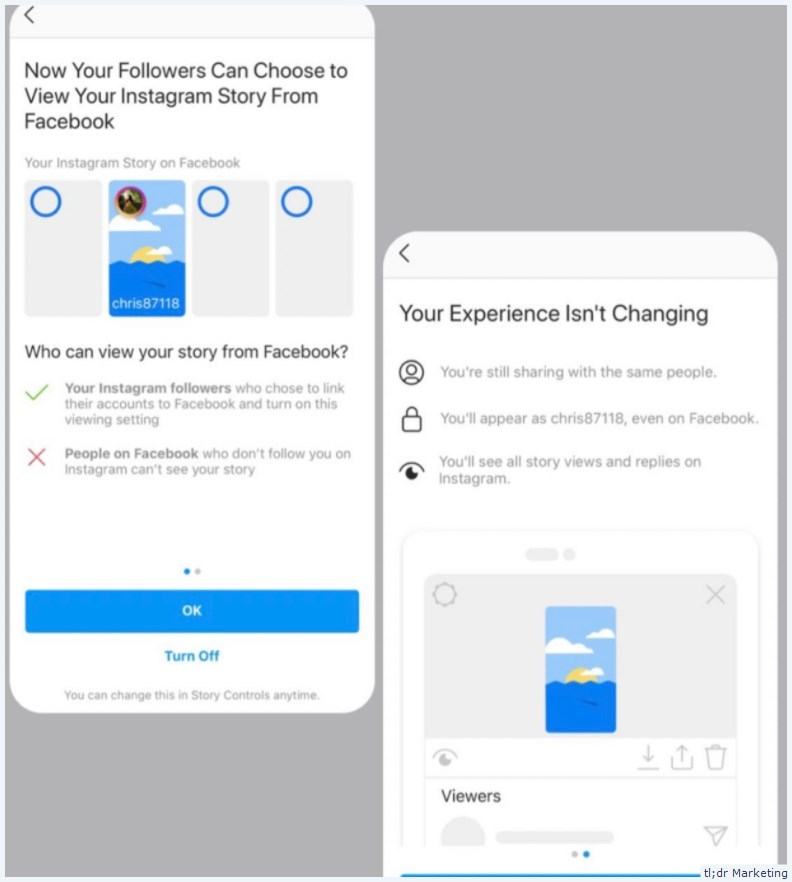 Facebook and Instagram Testing New Feature to Cross-Post Stories to Both Apps