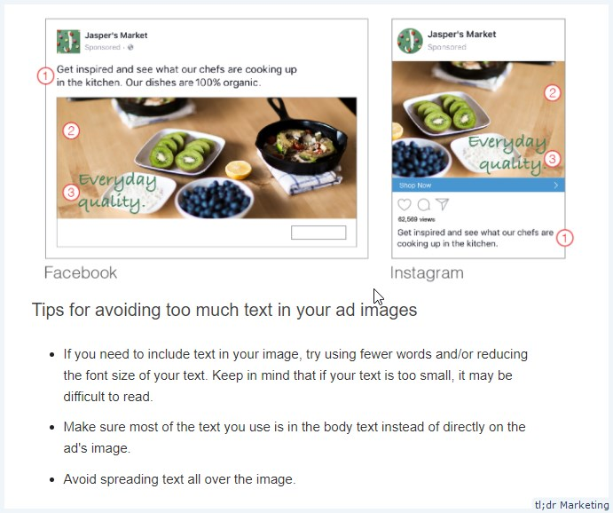 Facebook Is Killing Its Less than 20% Text in Image Rule for Ads