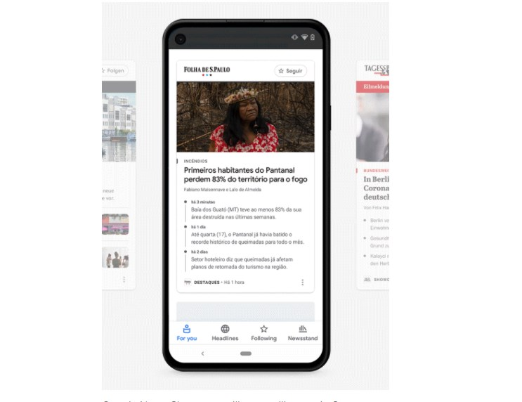 Google News Showcase Coming to SERPs and Discover Feed