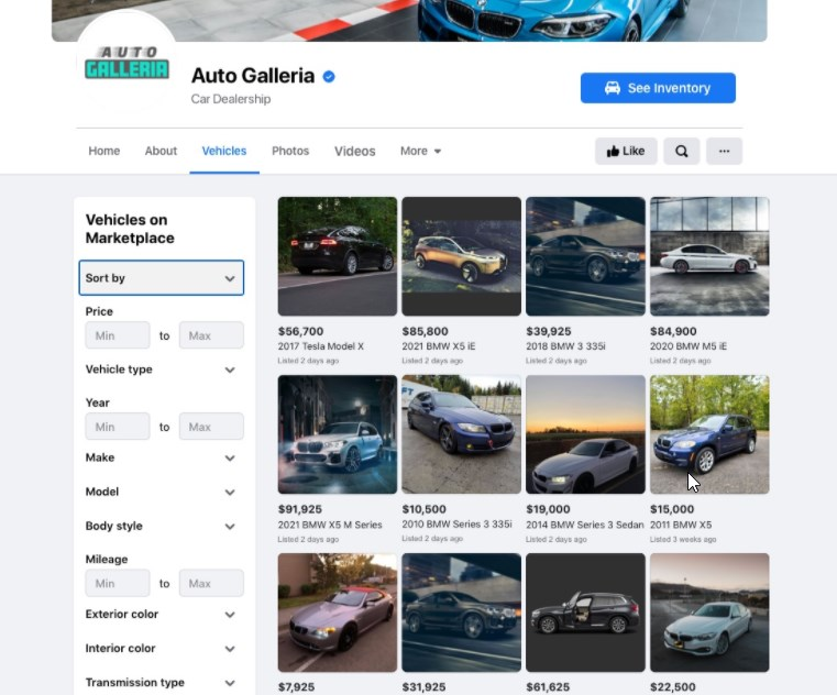 Facebook Adds New Tools for Automotive Advertisers