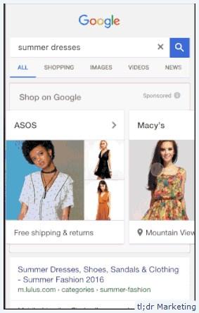 Google Set to Deprecate Showcase Shopping Ads on April 1
