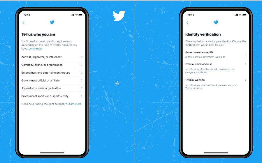 Twitter Opens Account Verification To The Public