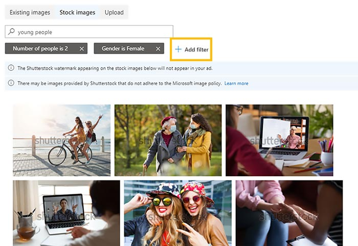 Microsoft Advertising Partnered With Shutterstock To Give Advertisers Free Access To Over 360 Million Images