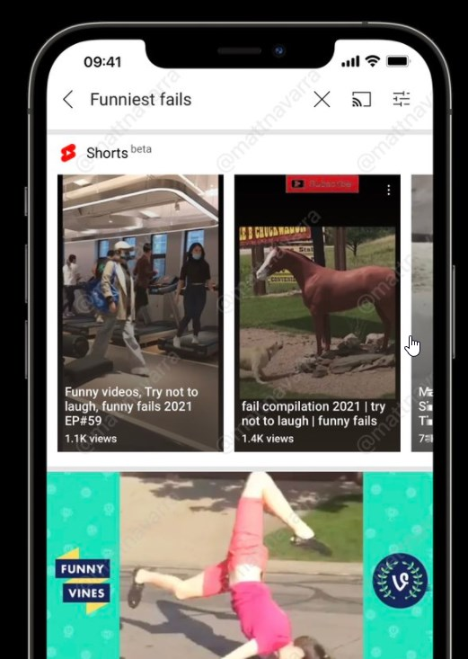 YouTube Shorts Beta Starts Appearing in the UK