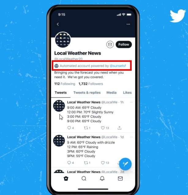 Twitter Will Start Labeling Useful Bot Accounts From July