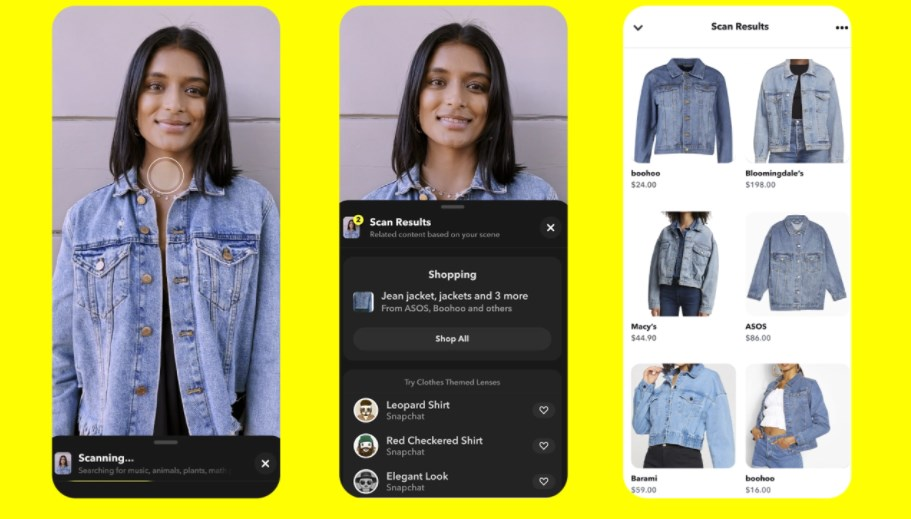 Snap Emphasizes Commerce In Updates To Its Camera And AR Platforms
