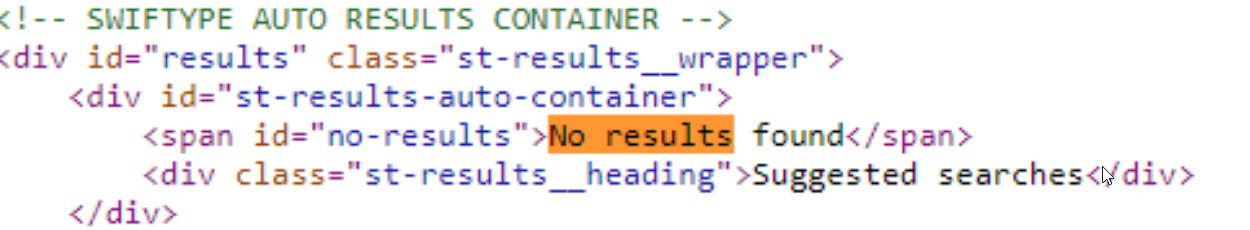 If You Page Mentions Things Like No Results Found That May Lead To Soft 404s In Google Search Console