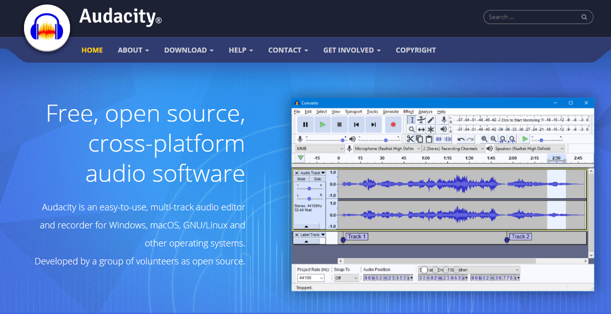 Audacity is now a Possible Spyware