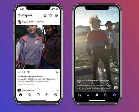 Instagram Tests New Option That Would Enable Users to Partner Up on Posts and Reels