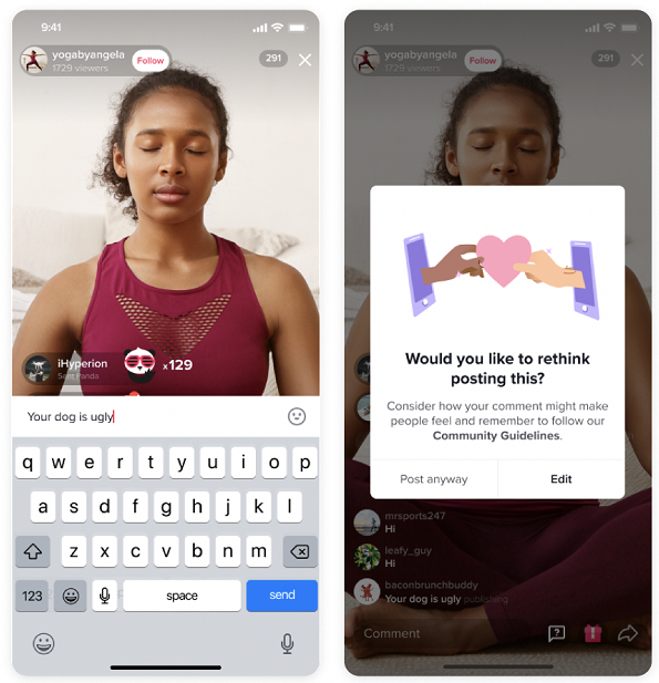 TikTok Adds New Live-Stream Moderation Tools as it Eyes the Next Stage of Live-Stream Shopping