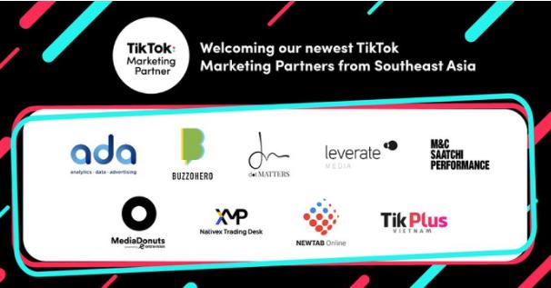 TikTok Expands Marketing Partner Program in Southeast Asia