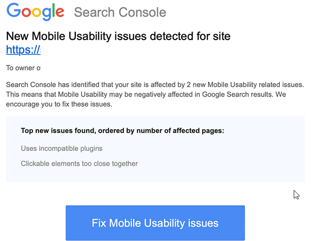 Googler Says You Can Ignore Mobile Usability Issue Notices If You Pass Live Test