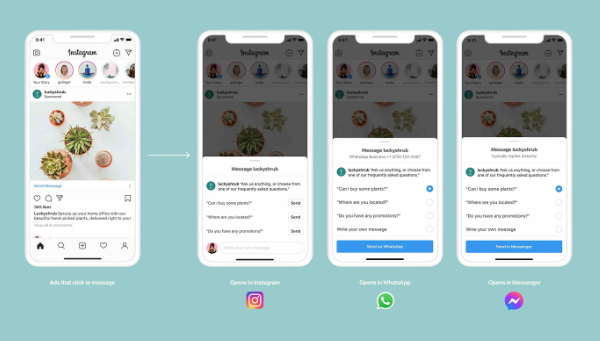 Facebook Announces New Business Connection Tools, Including Ability to Seperate Work and Personal Accounts
