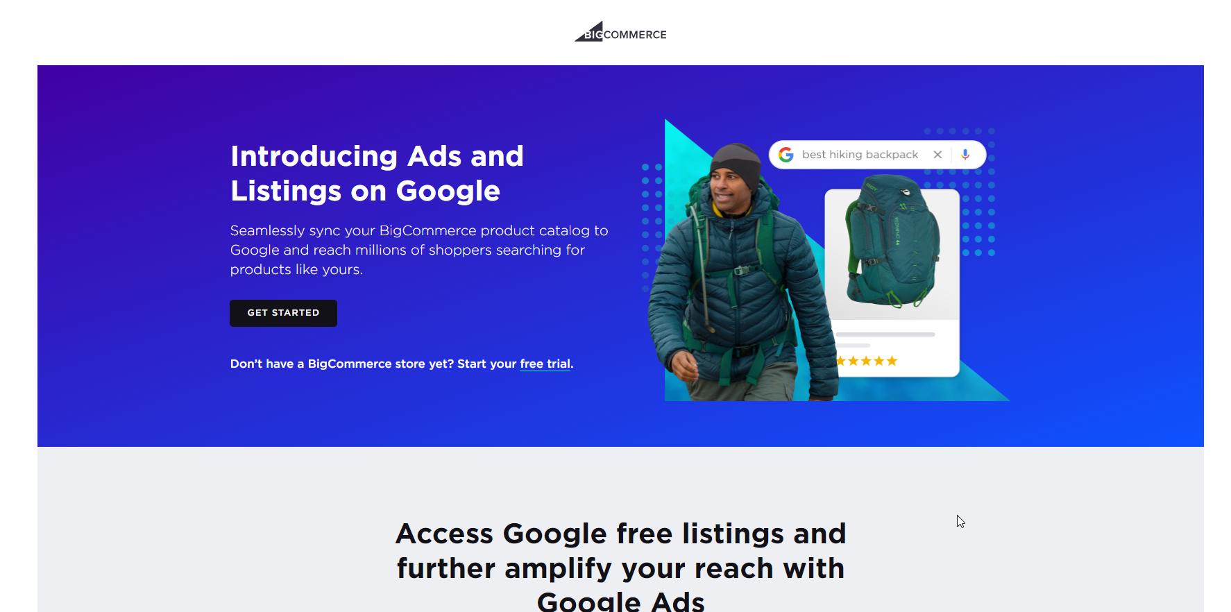 BigCommerce launches Google Merchant Center Integration